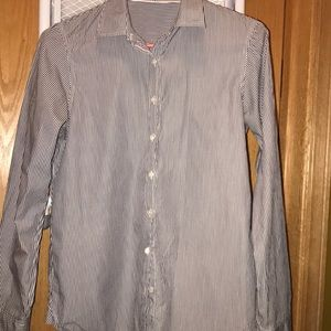 Gap long sleeve shirt sz medium